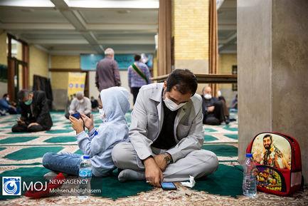 احیای شب نوزدهم ماه مبارک رمضان در دانشگاه امام صادق (ع)