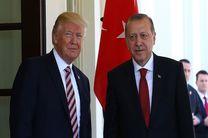قطر، محور تماس تلفنی اردوغان و ترامپ بود