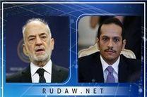 روابط ریاض و شرکایش با دوحه محور تماس تلفنی وزرای خارجه عراق و قطر