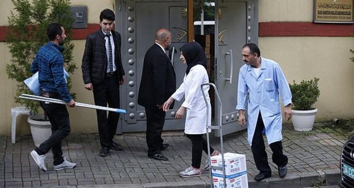 تفتیش 9 ساعته منزل کنسول عربستان در استانبول پایان یافت