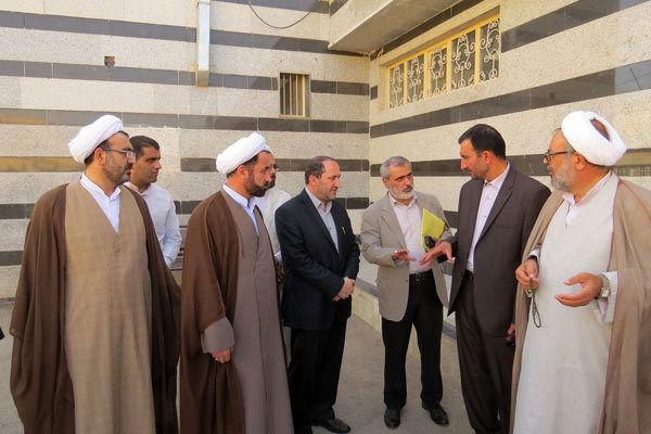 دیدار چهره به چهره مسئولان قضایی استان قزوین با زندانیان