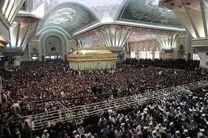 آیین سالگرد ارتحال امام خمینی(ره) با سخنرانی رهبر معظم انقلاب اسلامی برگزار می شود
