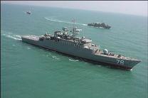 ناوهای جنگی ایران و چین تمرین مشترک نظامی برگزارمی کنند