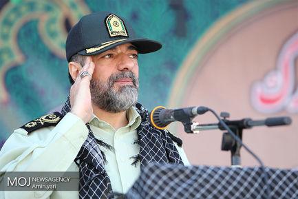 سردار احمدرضا رادان رییس مرکز مطالعات راهبردی ناجا