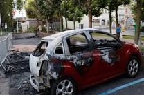 درگیری معترضان با پلیس در منطقه «وال - دوآز» پاریس ادامه دارد
