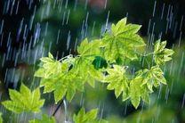 بارش های باران پاییزی در همدان تقویت می شود