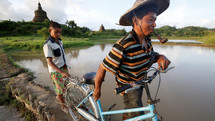 18000 people displaced after monsoon flooding in Myanmar