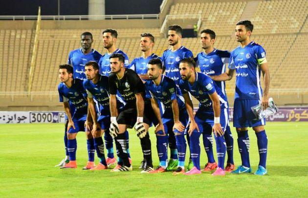 بازیکنان استقلال خوزستان باز هم اعتصاب کردند