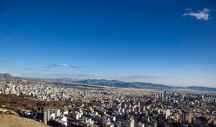 تهرانیها از ابتدای سال چند روز هوای سالم تنفس کردند؟