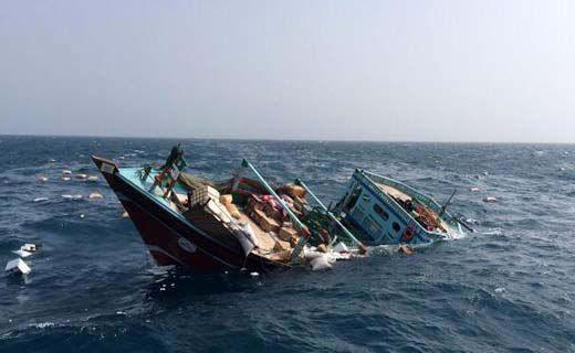 پیدا شدن جسد خدمه هندی تبار شناور خدمات صیادی غرق شده در حوالی زیباکنار