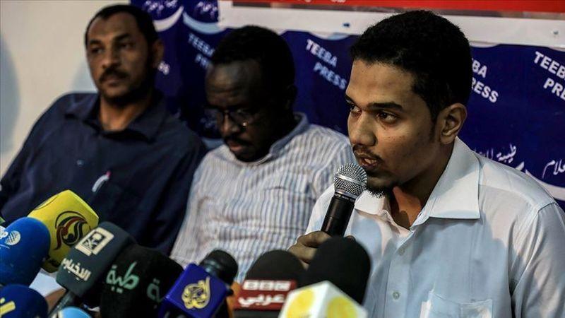 اپوزیسیون سودان، اعضای شورای ریاست جمهوری سودان را معرفی می کند