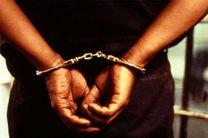 دستگیری حامل سلاح گرم، نقاب و تعدادی کارت شناسایی جعلی در پلدختر