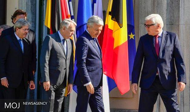 انگلیس ریاست این دوره اتحادیه اروپا را از دست داد