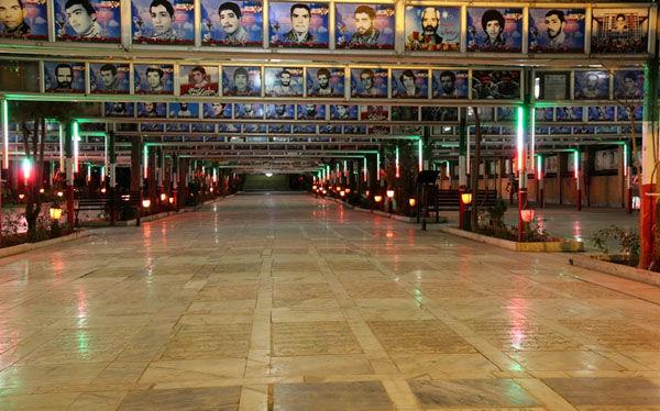 تکمیل ساماندهی پنج گلزار شهید در سالجاری