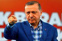 اردوغان: اگر لازم شود از گزینه نظامی استفاده می کنیم