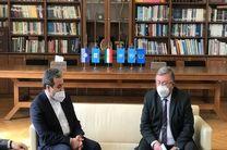 رئیس هیات مذاکره کننده روسیه با عراقچی دیدار و گفتگو کرد