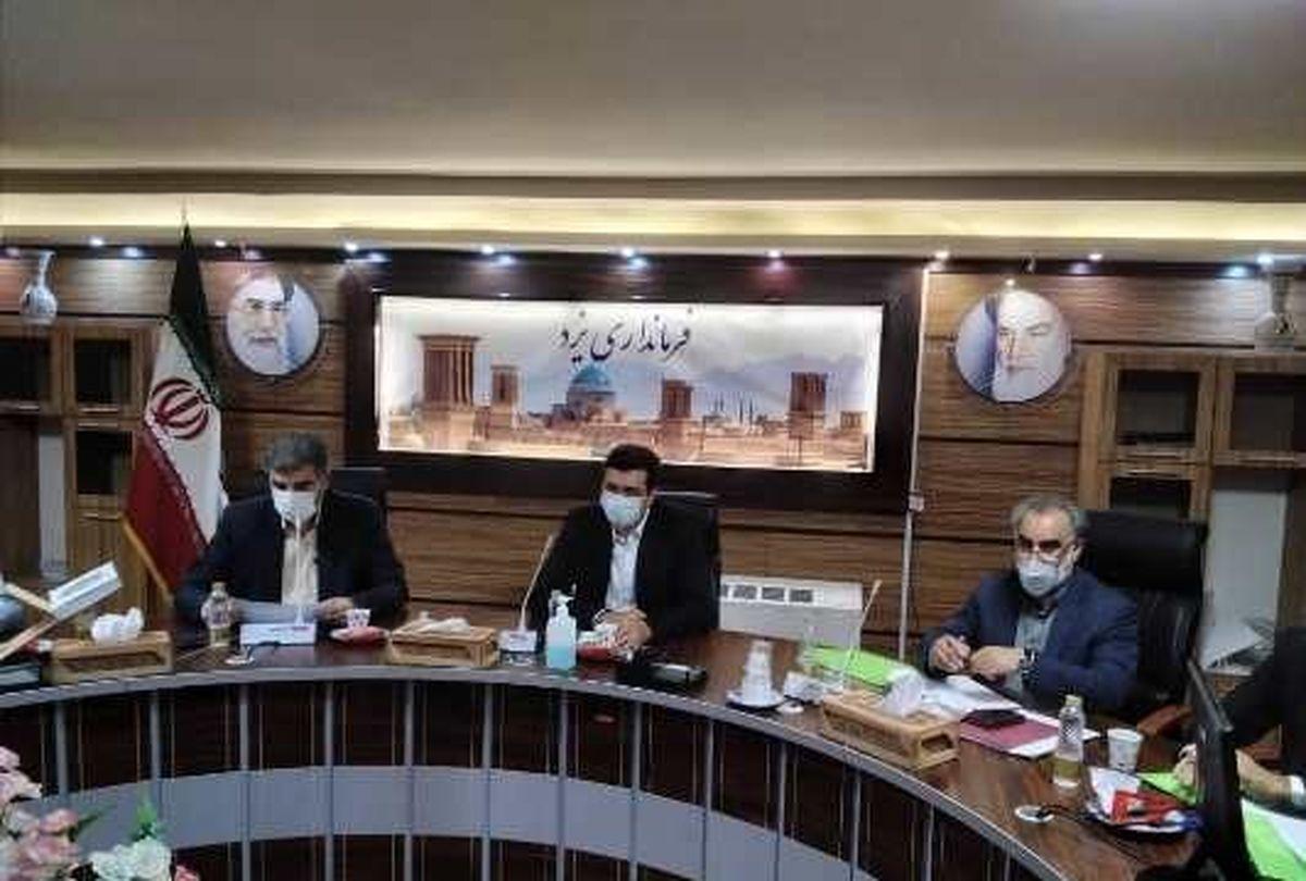 نشست آموزشی توجیهی سربازرسان انتخابات 1400 در  شهرستان یزد