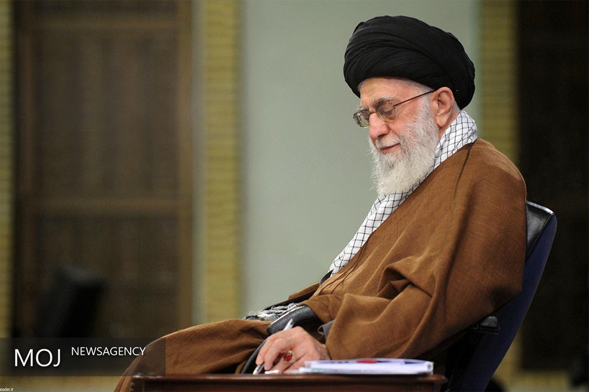 رهبر معظم انقلاب درگذشت حجت الاسلام علوی سبزواری را تسلیت گفتند