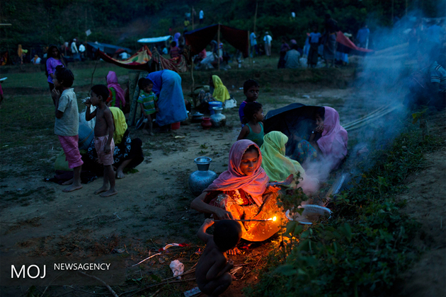 محکومیت کشتار مسلمانان روهینجا تصویب شد