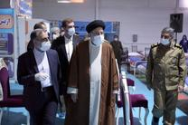 آیت الله رئیسی از مجتمع بیمارستانی و نقاهتگاه ۲ هزار تختخوابی ارتش بازدید کرد