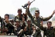 تسلط نیروهای کرد بر آخرین منطقه تحت کنترل داعش در شرق فرات