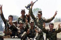 نیروهای سوریه ده ها تروریست را به هلاکت رساندند