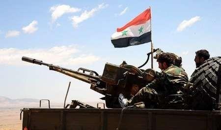پیروزی های تازه ارتش سوریه بر تروریست های داعش