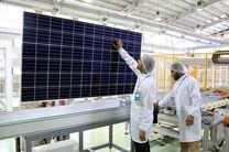 تولید پنلهای خورشیدی در خراسان رضوی، واردات آن را به صفر رساند