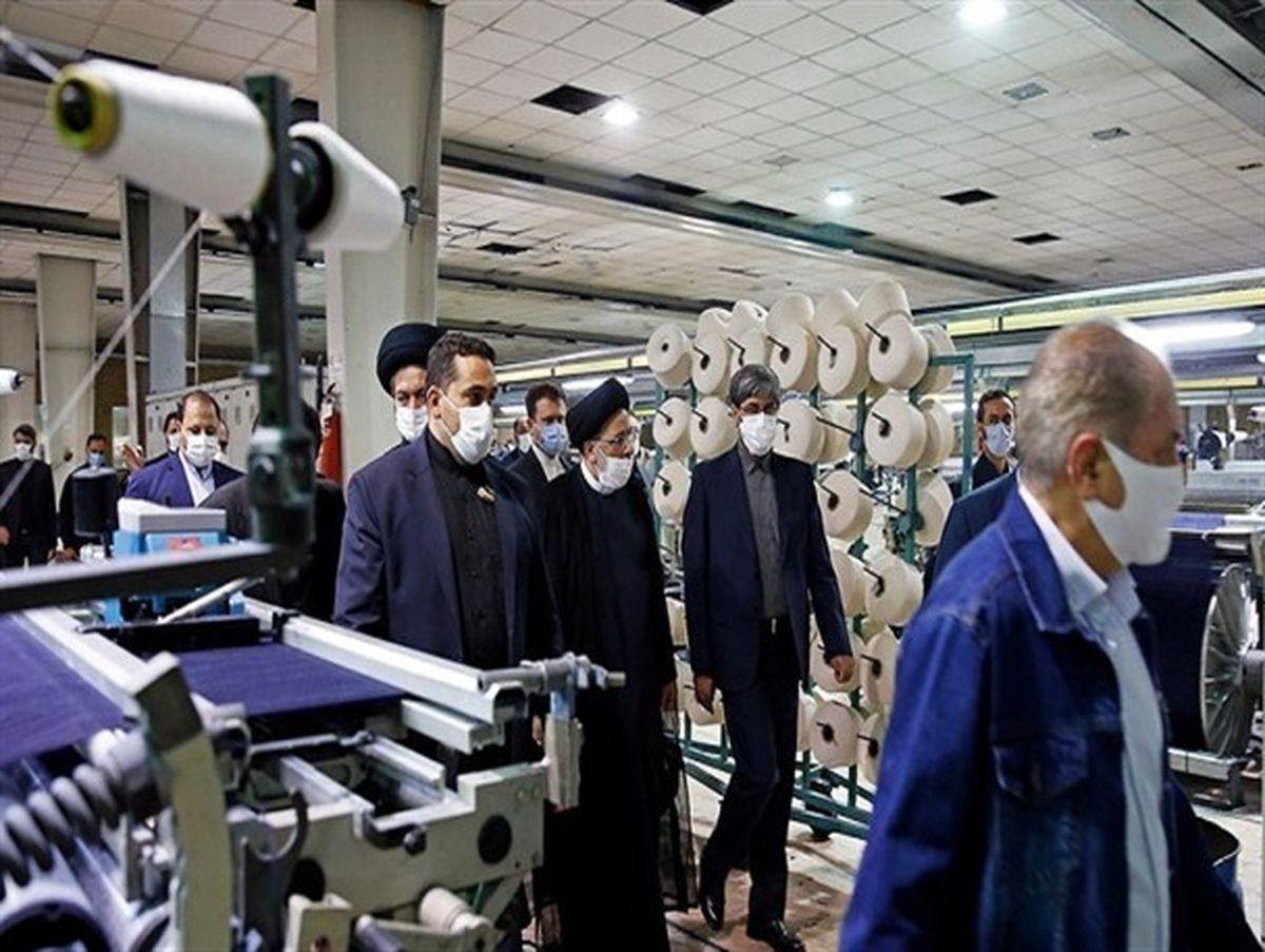 جذب ۱۲۰۰ نفر نیروی کار جدید در کارخانه سبلان پارچه، پس از احیاء توسط دستگاه قضایی