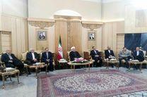ایران خواهان ارتقای روابط در منطقه است
