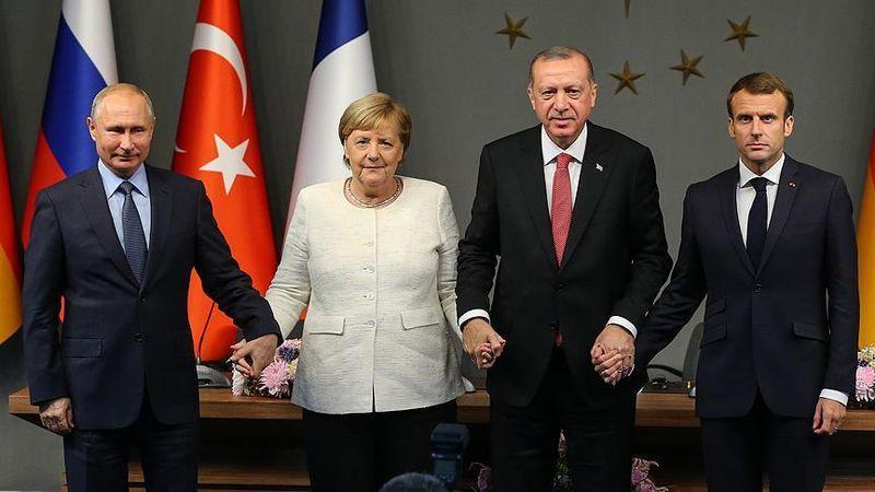 باید جلسات مشاوره را در کنار دیگر شرکا از جمله ایران با دولت سوریه داشته باشیم