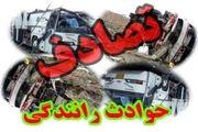 تصادف منجر به فوت در محور انزلی به رضوانشهر