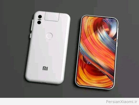 شیائومی Mi Mix 3 با دوربین کشویی و نسخه 5G معرفی شد