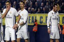 مخالفت هواداران رئال مادرید با بازگشت BBC به ترکیب اصلی کهکشانیها