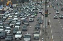 تردد بیش از ۱۳۵ هزار خودرو از تهران به سمت قم