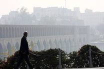 هوای اصفهان در شرایط ناسالم است