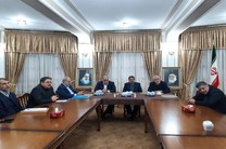 آخرین وضعیت مناطق زلزلهزده کرمانشاه مورد بررسی قرار گرفت