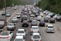 وضعیت ترافیکی و جوی جادههای کشور در 5 آبان