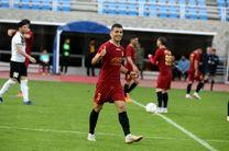 علی نعمتی در باشگاه پرسپولیس حاضر شد