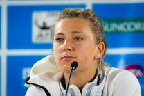 آزرانکا به دلیل بارداری المپیک ریو را از دست داد