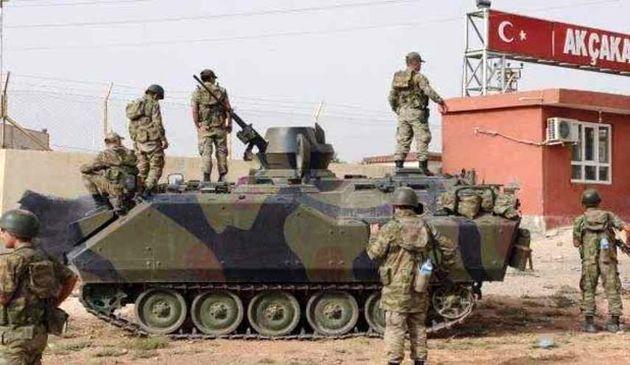 ترکیه به مرکز عفرین رسید
