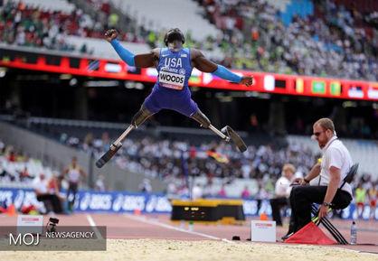 مسابقات قهرمانی دو و میدانی معلولان جهان