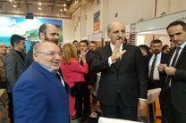 """سازمان منطقه آزاد اروند در نمایشگاه گردشگری """"امیت"""" ترکیه حضور داشت"""