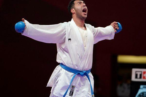 تیم ملی کاراته ایران قهرمان شد