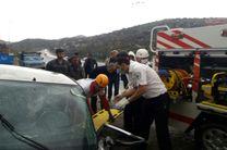 امدادرسانی به ۹۶ نفر حادثه دیده در فروردین ماه سال جاری در اردبیل