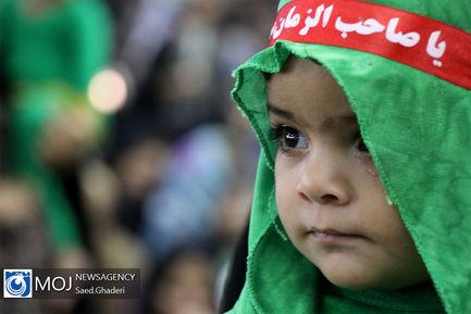 اجتماع شیرخوارگان حسینی در بندرعباس