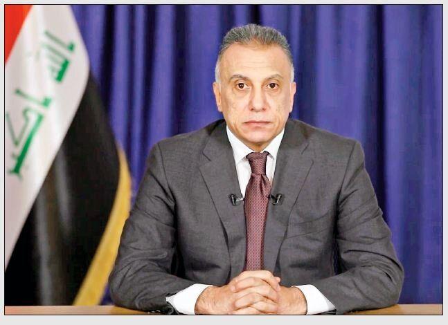 دیدار نخستوزیر عراق با ترامپ در کاخ سفید