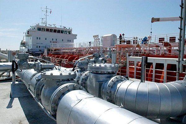 انتقال روزانه 120 هزار بشکه معیانات گازی به پالایشگاه ستاره خلیج فارس به بندرعباس