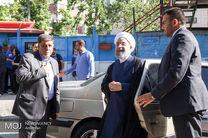روحانی: از مردم خواهش می کنم پای صندوقهای رای بیایند