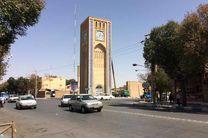 مناسب سازی شهری در خیابان مسجد جامع و برج ساعت یزد